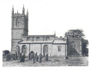 Church (new porch)