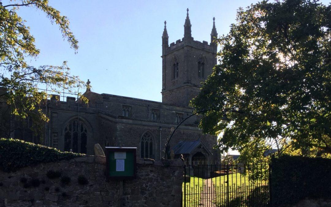 St Nicholas Church, Frolesworth